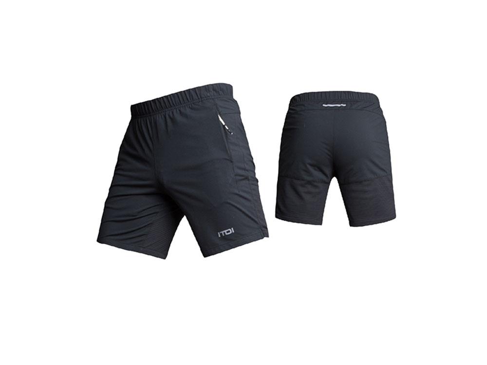针织短裤K8027