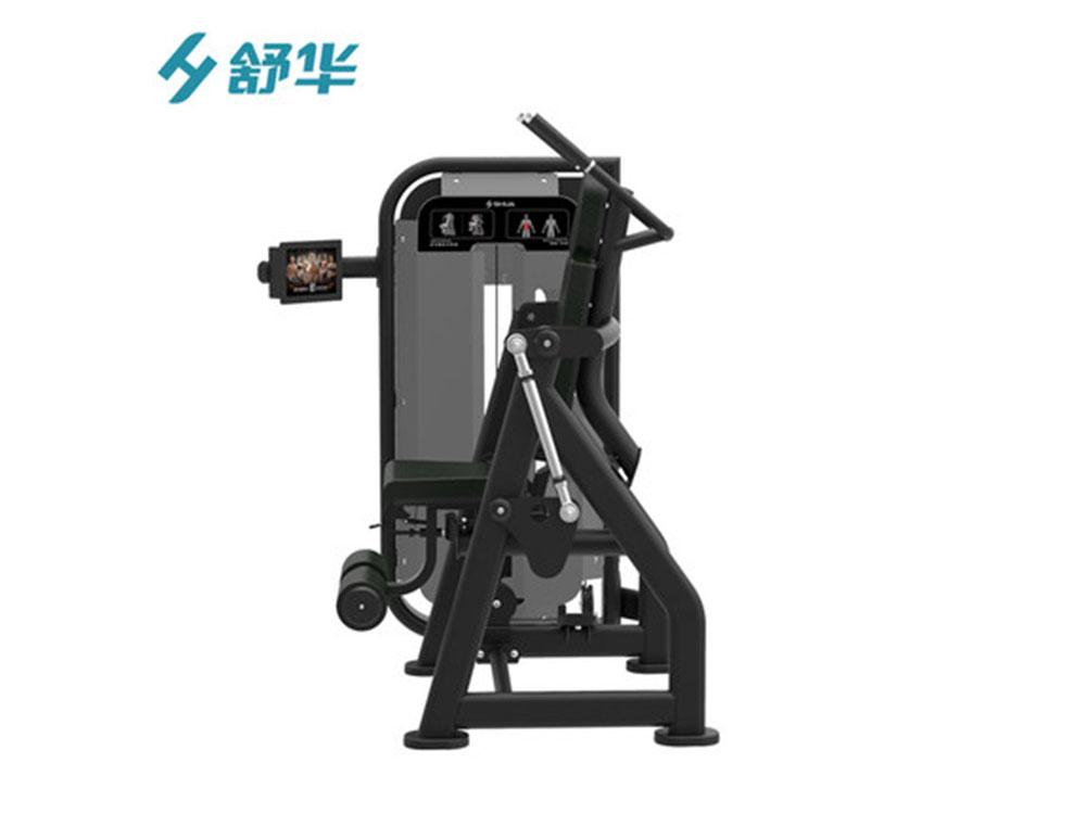 亚博体育下载网站SH-G6816T智能坐式腹肌训练器 综合器械坐式腹肌训练器 yabo90商用运动健身器材SH-G6816T