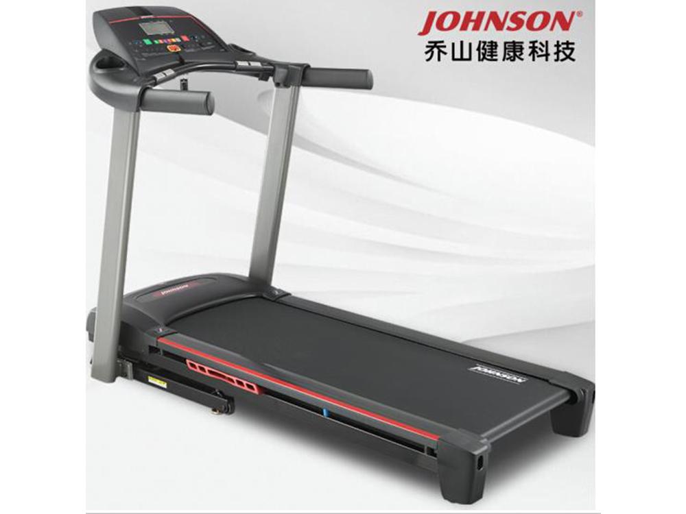 乔山亚博vip2019yabo90款6.1T升级款中高端电动静音可折叠 健身器材