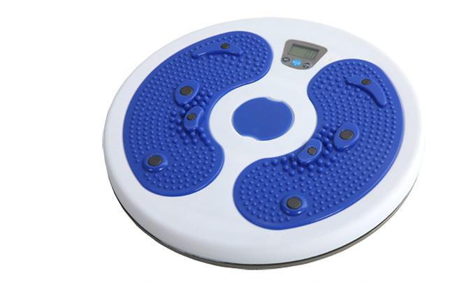好家庭 X-SPEED思比特卡路里扭腰盘 运动塑身 液晶显示XNYP-5103P扭腰盘