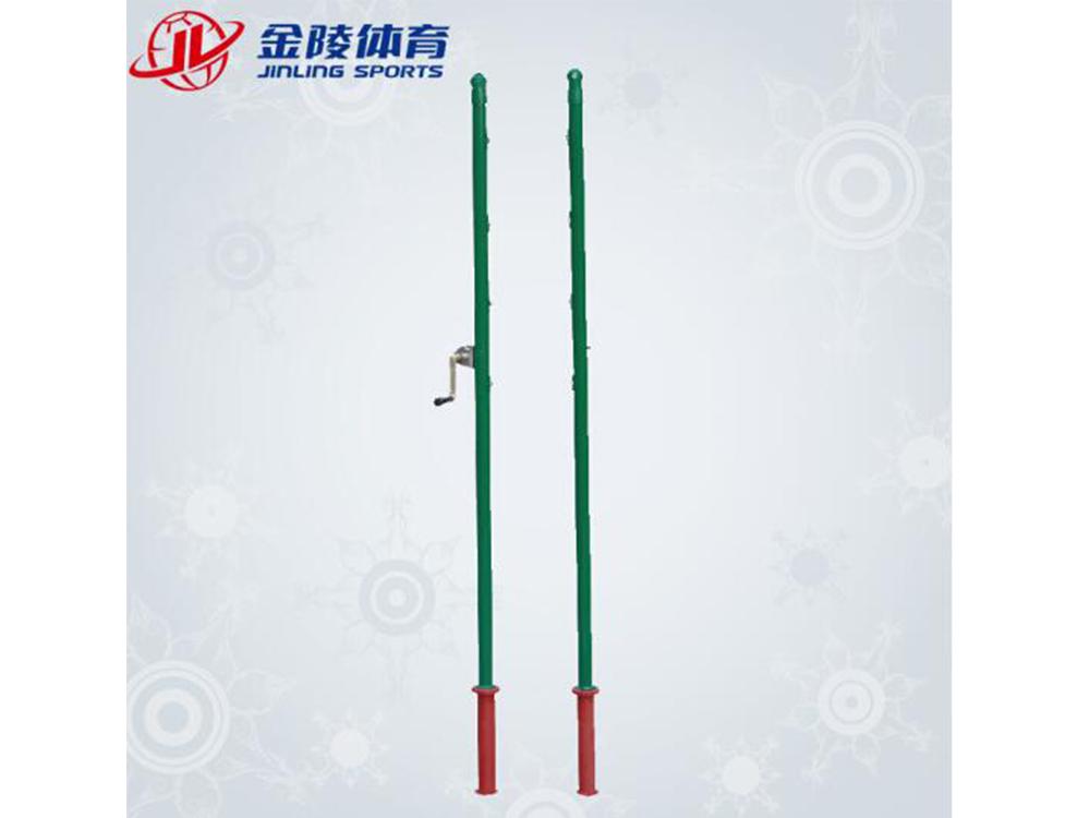 金陵羽毛球架 ZYZ-3插地式羽毛球柱