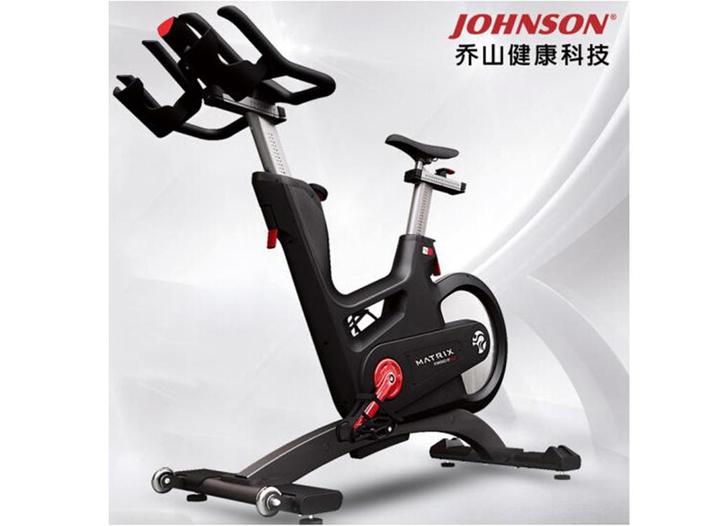 乔山动感单车yabo90商用新品IC7高端健身器材运动器械全国联保