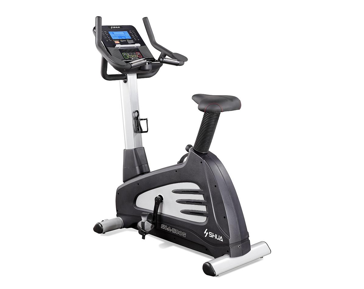 SH-A1100G 商用自发电立式健身车
