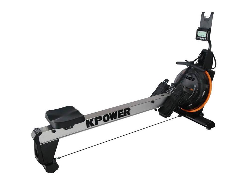 康乐佳K7198-1水阻划船机商用健身房划船器划桨机