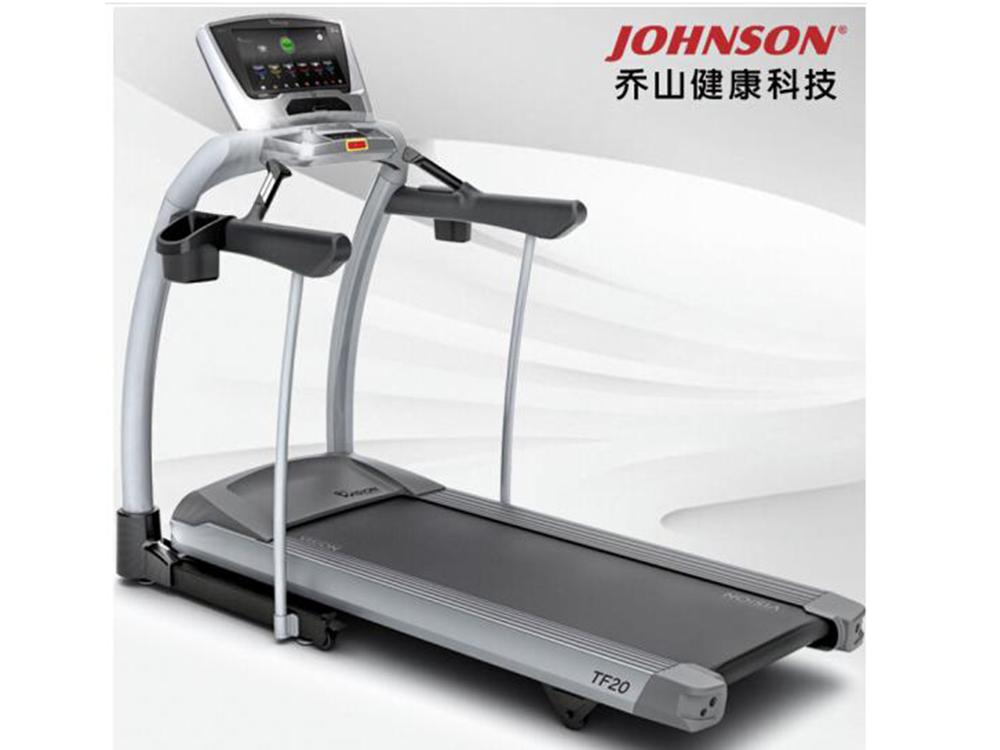 乔山亚博vip2019轻商用TF20 Classic静音可折叠大载重高端健身器材
