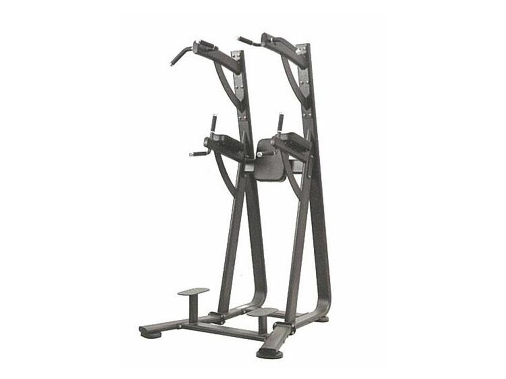 亚博体育下载网站(SHUA)SH-6888单双杠及提腿腹肌组合练习器