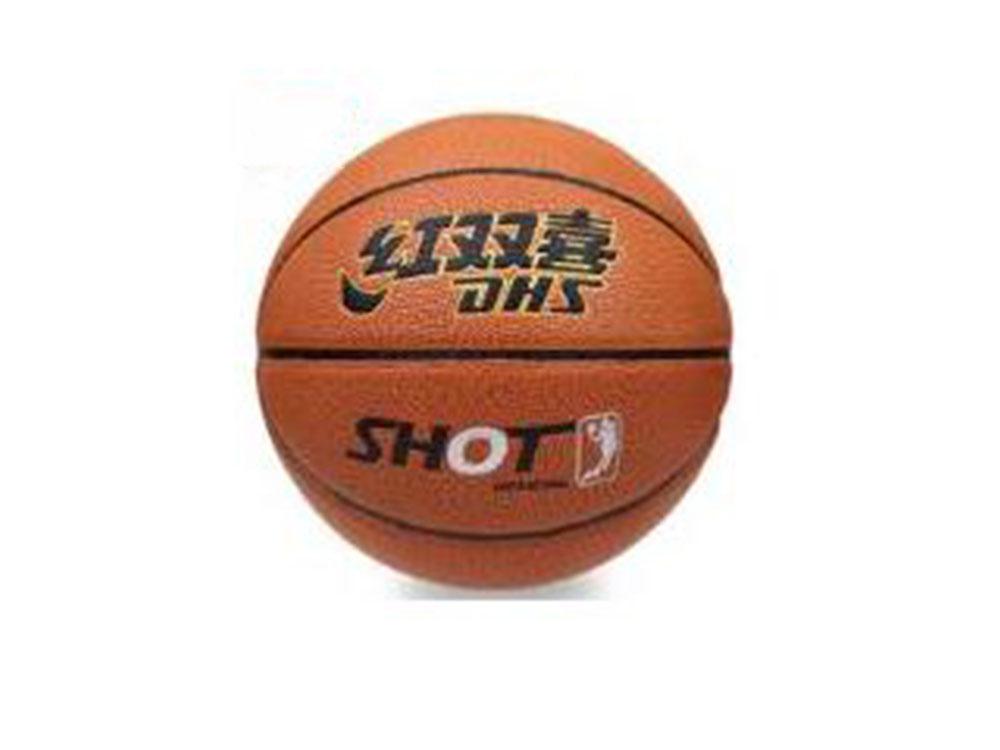 红双喜(DHS) FB031 7号 PU材质 室内室外通用篮球