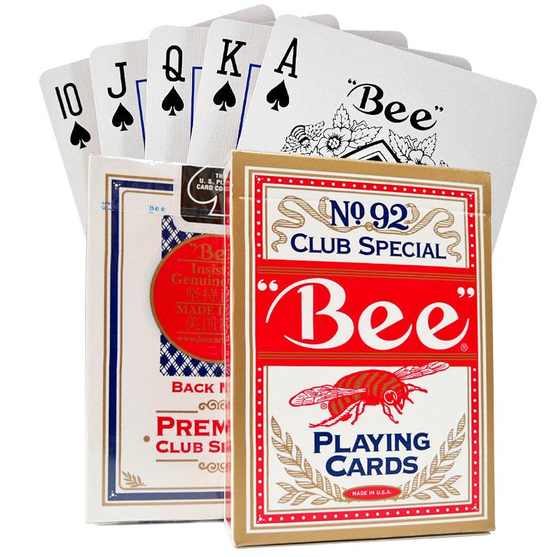 美国蜜蜂扑克